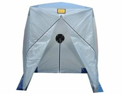 Jointing tent 180 5ST BF incl.bag  + Safetrack logo