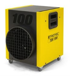 Electric fan heater TEH 100 TEH 100