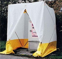 180 Jointing Tent 1.8x1.8x2m incl. bag
