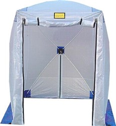210 5STR Joint Tent 2.1x2.1x2m 2 zips front+1zip rear. w. int.guy lines