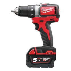 "M18 1/2"" Milwaukee Drill/Driver incl. 2 bat."