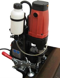 Electric drilling machine for switch points, 230V,18,5kg