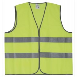 visibility vest Yellow