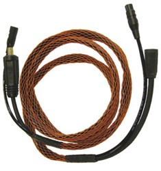 Cable set for gun. 2,7m
