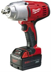 Impact Wrench HD18 HIW Milwauk 610Nm. 2 bat/ 4,0 Ah- charger