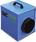 Electric Heater TDE 25T 3kW/230V/13,4A w.Thermostat