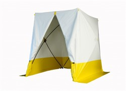 210.5S Joint Tent 2,1x2,1x2m with rear door logo