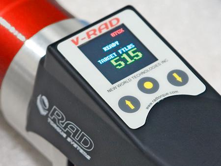 Helt nya Mutterdragare segdragande MV-RAD Elektrisk LU-65