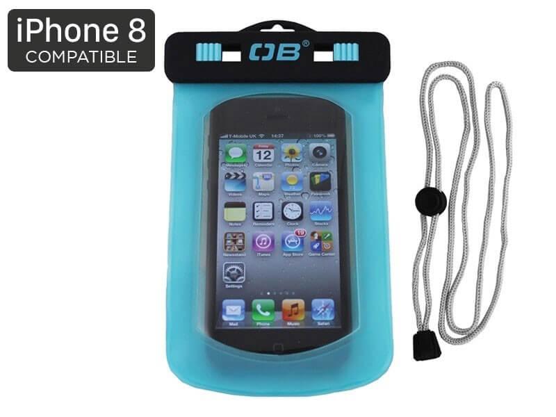 Vattentät fodral för liten mobil