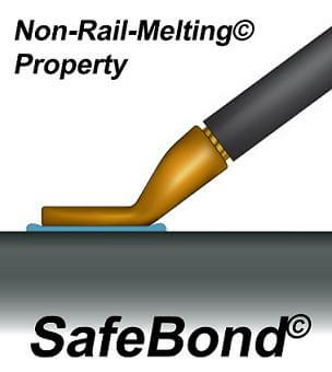Non-rail-melting© property